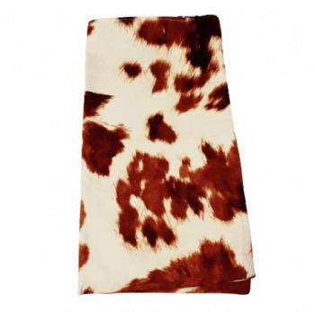 Funda de cojín animal print potro  50 x 50 - 2
