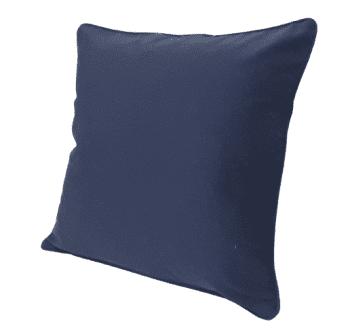 Fundas de cojines azul oscuro mimo 45 x 45