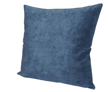 Fundas de cojín azul petróleo mármol 45 x 45