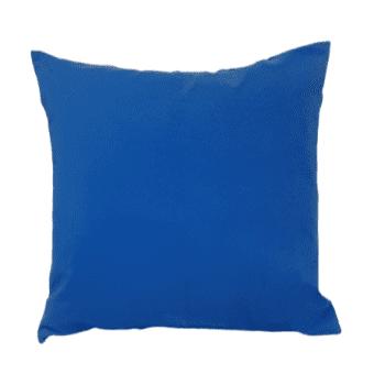Fundas de cojines azules mimo 45 x 45 - 1