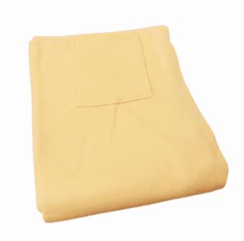 Manta térmica bolsillos 120 x 180