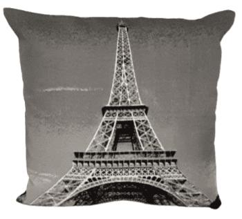Fundas cojines Torre Eiffel 45 x 45