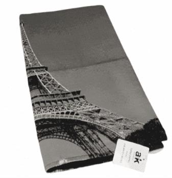 Fundas cojines Torre Eiffel 45 x 45 - 1