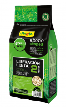 ABONO CÉSPED ORGANIC COMPLET 2 kg (CADA 2 MESES)