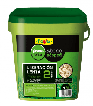 ABONO CÉSPED ORGANIC COMPLET 4 kg (CADA 2 MESES)