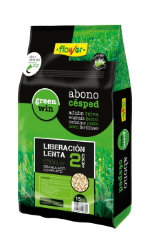 ABONO CÉSPED ORGANIC COMPLET 15 kg (CADA 2 MESES)