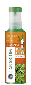 CANABIUM REGULADOR DE PH UP
