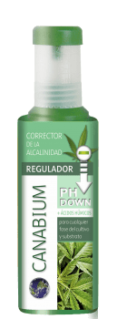 CANABIUM REGULADOR DE PH DOWN