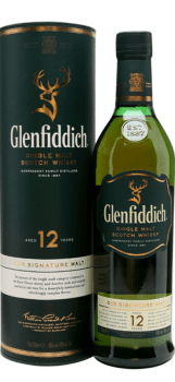 Whisky Malta 12 Glenfiddich 70 cl
