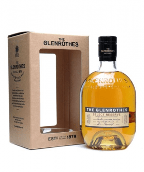 Whisky Glenrothes Malta Select Reserva 70 cl