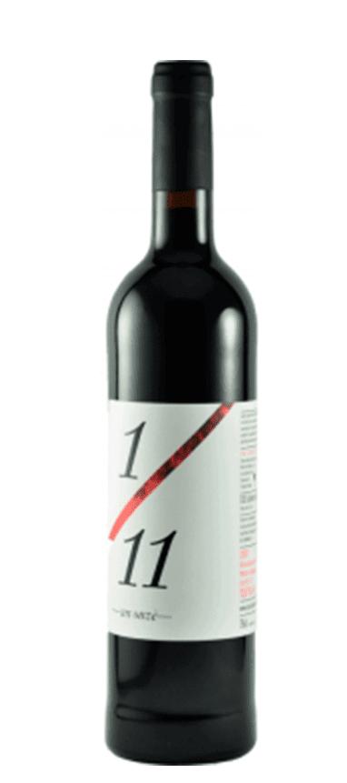 Vino 1/11 Tinto 75 cl