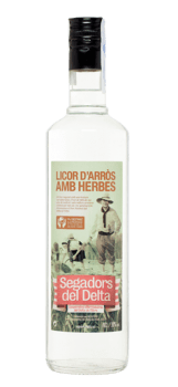 Licor de Arroz con Hierbas 70 cl