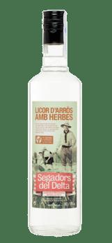 Licor d'Arròs amb Herbes 70 cl
