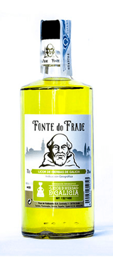 Fonte Do Frare Aguardiente de hierbas 70 cl