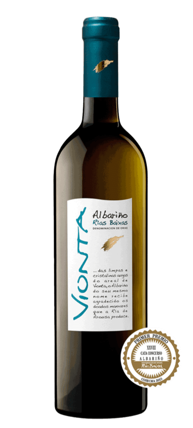 Vionta Albariño 75 cl