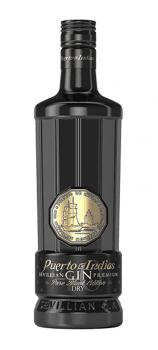 Gin Puerto de Indias Black Edition 70 cl