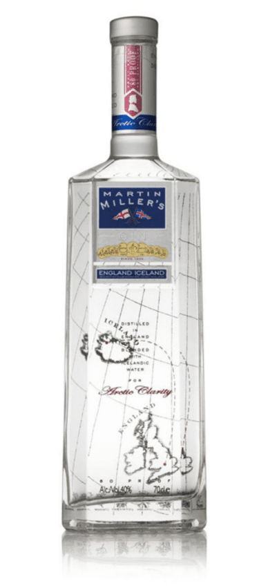 Gin Martin Millers 70 cl