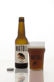 Cervesa Matoll Vermella 33 cl