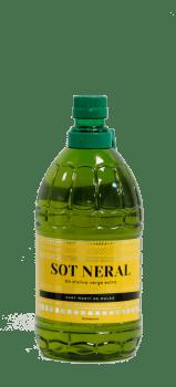 Aceite de oliva Virgen Extra 2 lts