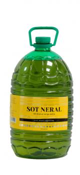 Aceite de oliva Virgen Extra 5 lts