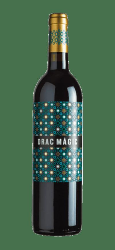 Drac Màgic Negre 75 cl