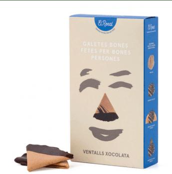 Ventalls xoco pack col·lecció 180 gr.