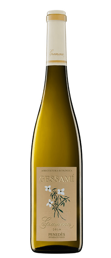 Gessami Blanc 75 cl