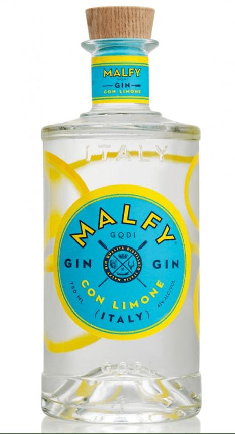 Gin Malfy con limón 70 cl