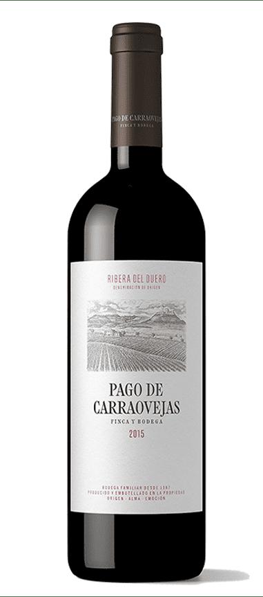 Pago de Carraovejas  75 cl.