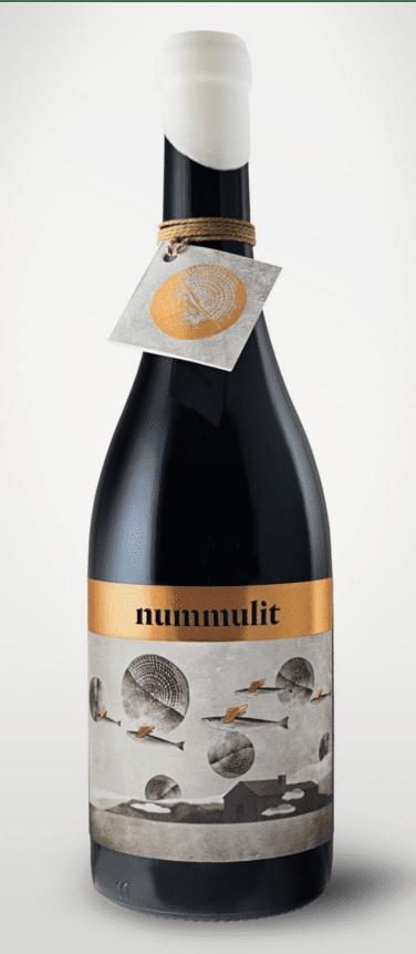 Nummulit Merlot 75 cl
