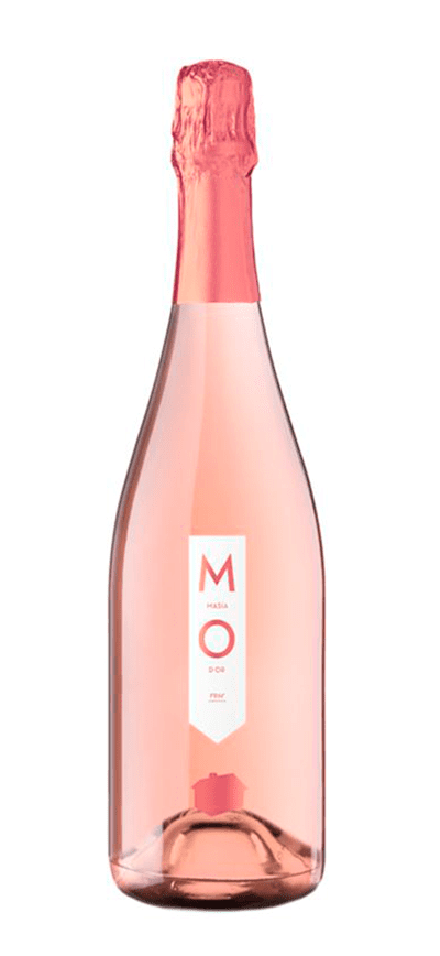 Masia d'or Brut Rosat 75 cl.