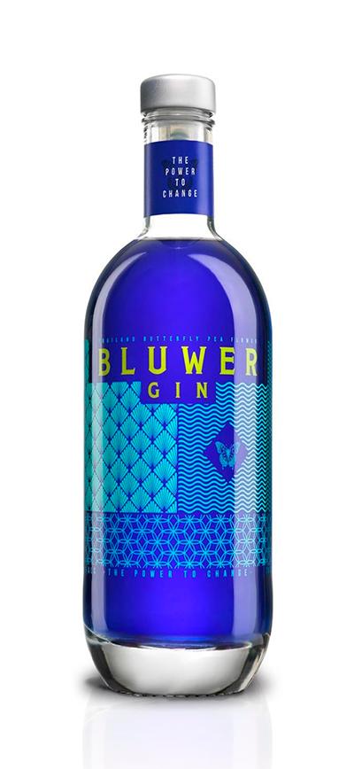 Bluwer Gin 70 cl.
