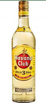 Ron Havana Club 3 Años 70 cl