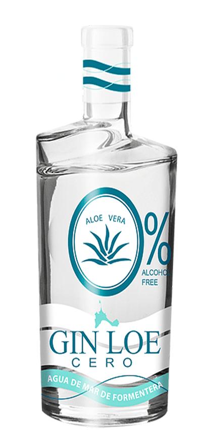 Gin Loe 0% 70 cl