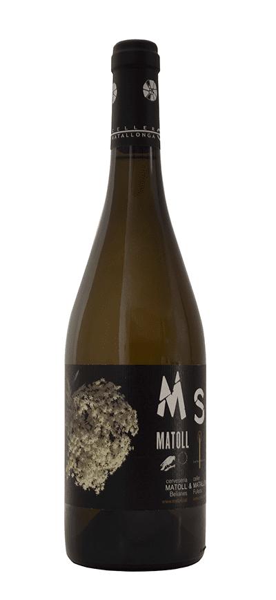 MS Matallonga Blanco con Sauco