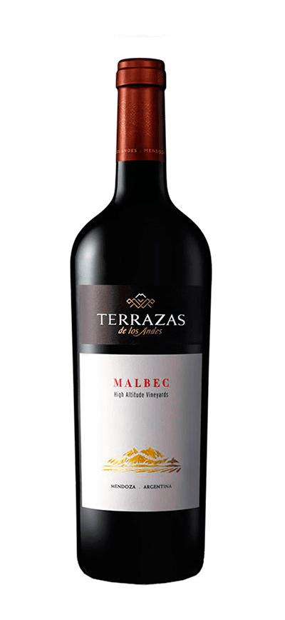 Terraza de los Andes Malbec 75 cl