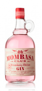 Gin Mombasa Strawberry 70 cl