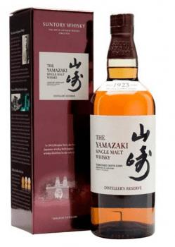 Yamazaki Destillers 70cl.