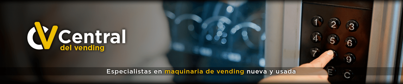 tienda online especializada en máquinas de vending nueva y usada