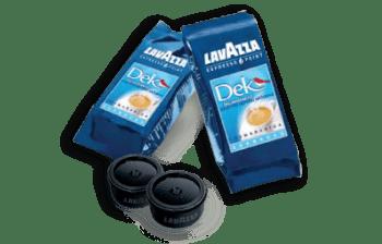 Cápsula Café Lavazza Espresso Point Dek Espresso