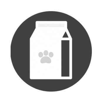 Alimentación seca roedores