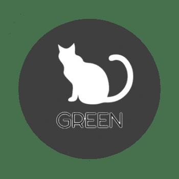 Inodorina Green gatos