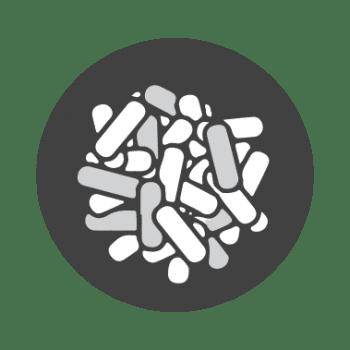 Lecho Vegetal Madera Hurones
