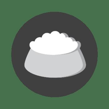 Alimentación Erizos