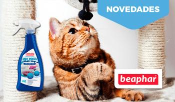 Eliminador olores y manchas Multi Stop Beaphar