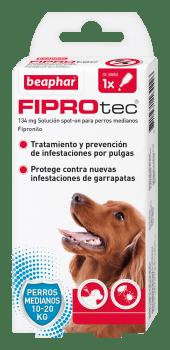 FIPROTEC SPOT ON PERRO MED. 10-20KG