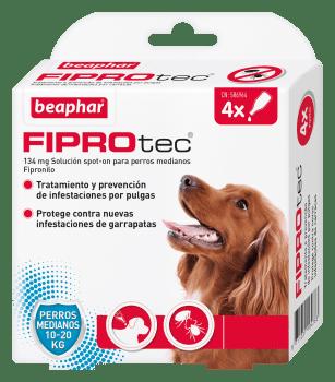 FIPROTEC SPOT ON PERRO MED. 10-20KG - 1
