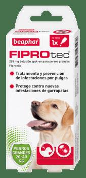 FIPROTEC SPOT ON PERRO GRANDE 20-40KG
