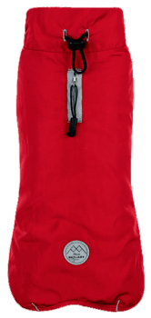 IMPER  BASIC RAINCOAT ROJO