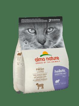 CAT DRY HOLISTIC INTESTINAL CORDERO - 1